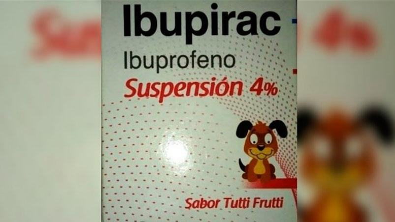 Resultado de imagen para La Anmat retiró del mercado un lote completo de Ibuprofeno