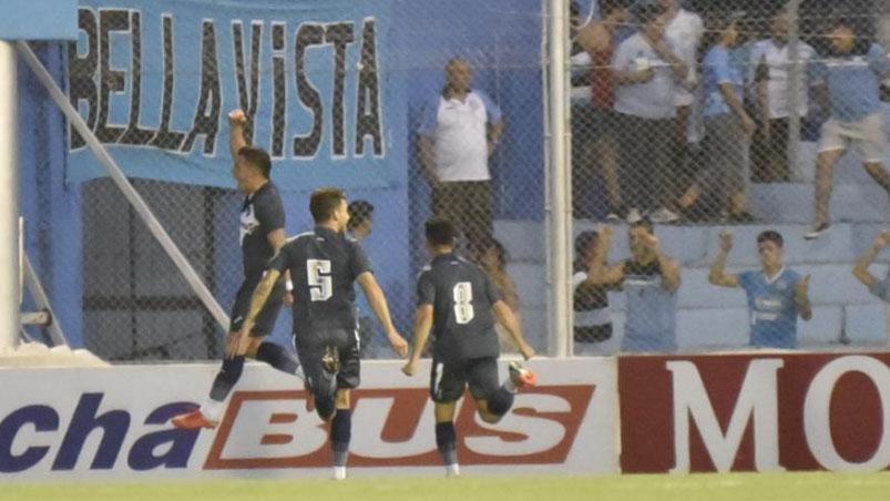 Alvarado madrugó a Belgrano en Alberdi - eldoce