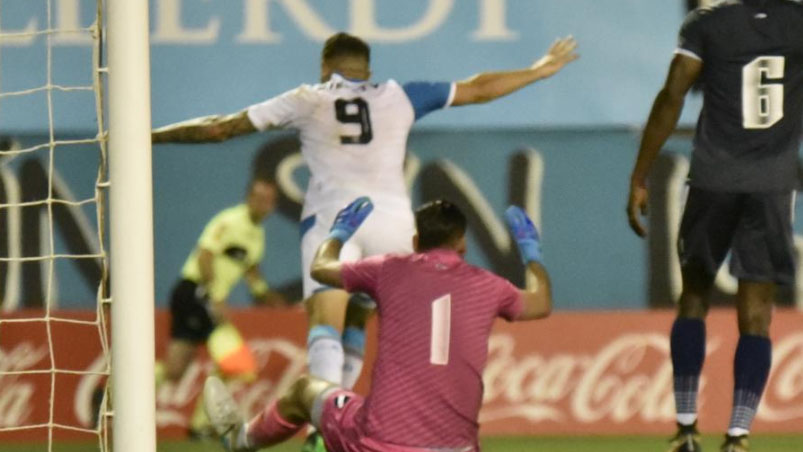 Vegetti empató el partido para Belgrano contra Alvarado - eldoce