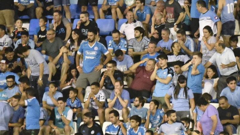 Dos goles en tres minutos: Belgrano y Alvarado están 2-2 - eldoce