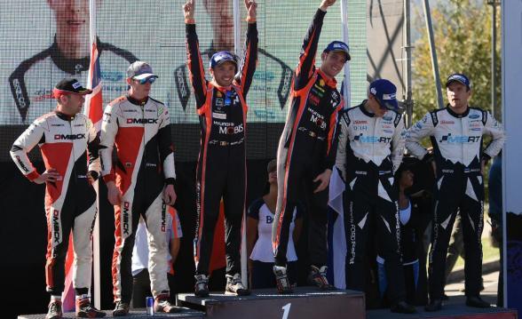 Resultado de imagen para Thierry Neuville rally argentina 2017