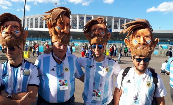 Argentina Peru Mundial El Doce