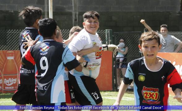 almafuerte colonia caroya futbol infantil