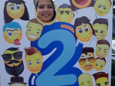 cuarteteando 2 años aniversario plaza san martin