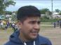 Escuelita de fútbol en Barrio Yapeyú