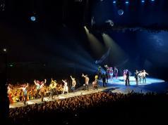 Septimo Dia Cirque Du Soleil Orfeo