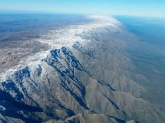 Altas Cumbres nieve