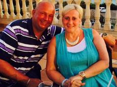 Deborah Briton y Paul Roberts