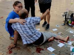 heridos barcelona