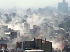 Terremoto Mexico Sismo Muertos