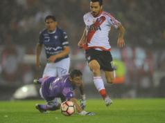 Scocco River Wilstermann Copa Libertadores cinco goles