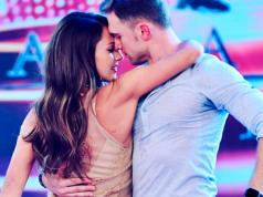 Yegven Dimitrenko-Pampita Ardohain-Ballroom-Bailarin-Ucraniano-Bailando 2017-ShowMatch