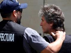 Boudou está preso desde el 3 de noviembre.
