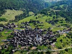 Suiza-Los-Alpes-Albinen-Oferta-trampa-Familias-mudarse-regalo-70-mil-dólares-Condiciones- Dinero