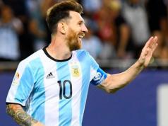 lionel messi seleccion argentina 2017