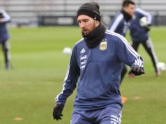 lionel messi seleccion argentina manchester