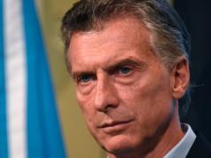 mauricio macri presidente argentina 2018