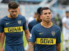 Carlos Tevez lesion