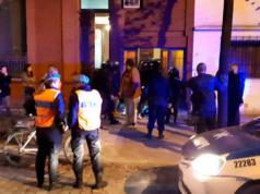 luciana dinardi intento femicidio junin baleo a su ex calle