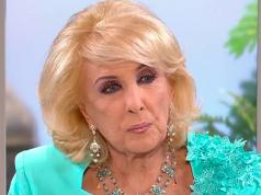 mirtha legrand 2018 mesa