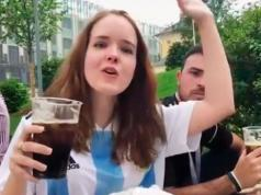 milagros viktoria chuchi youtuber fanatica argentina rusa