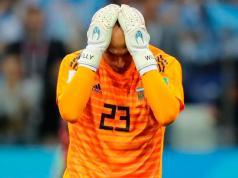 wilfredo caballero argenttina mundial rusia 2018