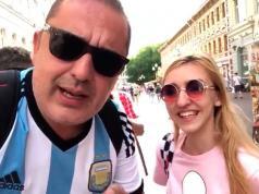 argentino rusia 2018 mundial sexista