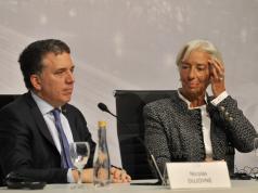 Lagarde Dujovne FMI