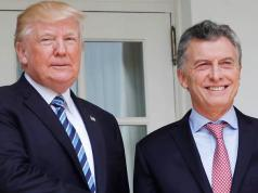 donald trump mauricio macri cumbre g20