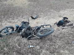 accidente-transito-murio-motociclista-ruta-a88-malvinas-argentinas