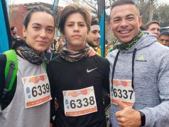 carli jimenez esposa hijo maraton 2019 cordoba