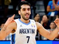 facundo campazzo seleccion argentina basquet la mona jimenez
