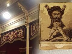 caja fosforos mensaje oculto teatro libertador san martin