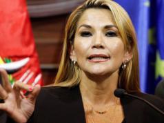 jeanine añez presidenta bolivia