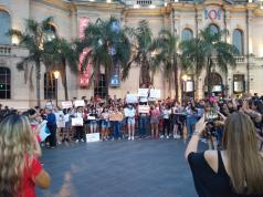protesta zipoli coros
