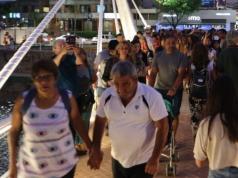 reapertura puente peatonal carlos paz