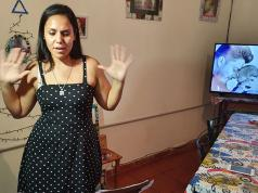 noelia lenguaje de señas