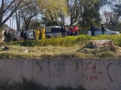 HALLARON CUERPO CANAL MAESTRO SUR BARRIO COMERCIAL