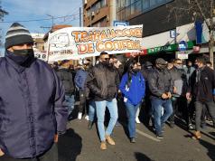 choferes protesta uta cordoba transporte urbano