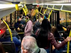 transporte urbano robo movil en vivo