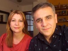 luchi ybañez silvia franco periodistas