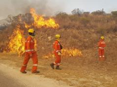 incendios cordoba sierras