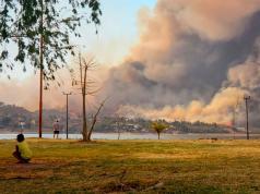 incendios carlos paz cordoba villa del lago
