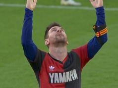 homenaje-messi-maradona-barcelona-newells-futbol
