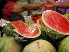 melones sandias