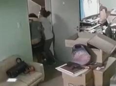 familia terremoto san juan