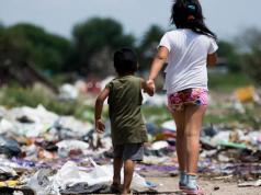 pobreza infantil cordoba argentina