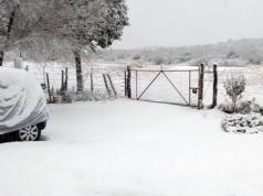 nieve cordoba