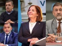 candidatos a senadores
