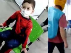 hombre-araña-vacuna-buenos-aires
